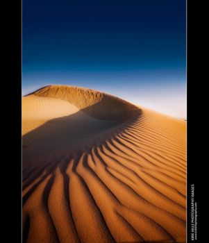 Sand Dune Patterns by Furiousxr