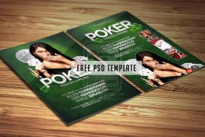 FREE Flyer Template by DOMDESIGN