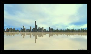 From the edge of the City... by innovation4d
