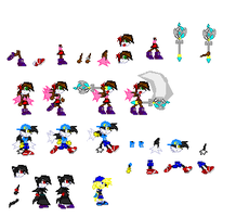 More sprites by Firewarrior117