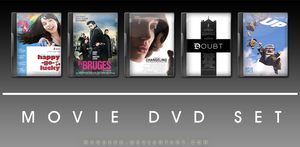 Movie DVD Icons 9 by manueek
