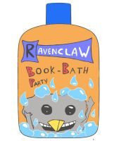 Ravenclaw, soap by 0stb