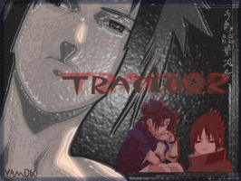 Sasuke Traitor Wallpaper by InLoveWitSasuke