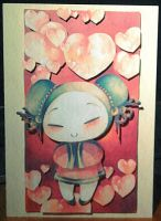 Pucca Love by IronTear
