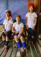 Padaung  Women by CitizenFresh