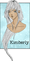 OC : Kimberly by MaeDreaM