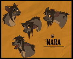 Nara-TLK style by Kitchiki