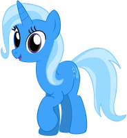 My third vector of Trixie. by Flutterflyraptor