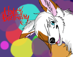 B-day giftto Onechancetofreedom by ADLLAT