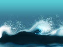 Waves by voix