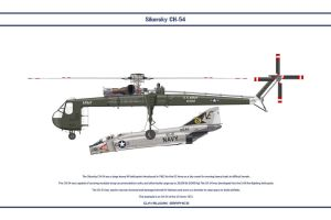 Sikorsky CH-54 USA 3 by WS-Clave