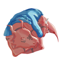 Guilmon1 by Supermacaquecool