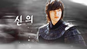 Faith - Lee Min Ho as Choi Young by Yoonz14