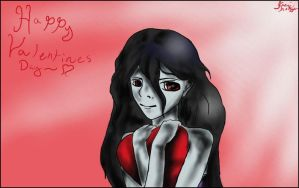 Marcy Valentines by Queenof-The-Darkness
