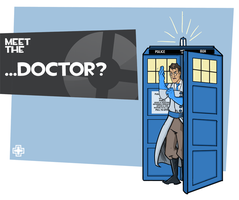 Meet the ...Doctor by reaperfox