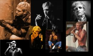 Layne Staley by SILENTWOLF811