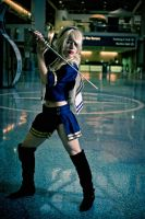 Anime Expo 2011 - Babydoll by MikeRollerson