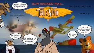HOW BROKEN WAS TALESPIN? by PUFFINSTUDIOS