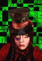 Mad Hatter by TemptedSacrifice