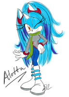 Commission: Alotta by ShadowReaper12