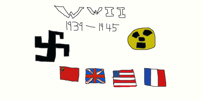 World war 2 tribute by KillerPanda3
