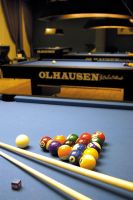 Billiards 5 by AnubisGraph