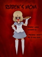 Ruben's Mom by Gerxan