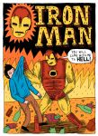 Iron Man by Teagle