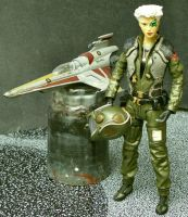 Viper and Pilot-Roguewing by Roguewing