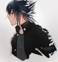 Noct by ilaBarattolo