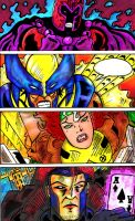 X_Men Colors Collab by Jameslfree