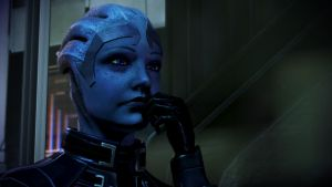 Liara T'Soni 18 by johntesh
