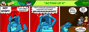 B'n'F - Acting Up II by BluebottleFlyer