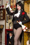 Zatanna at Mago's Magic Shoppe by zeraphie