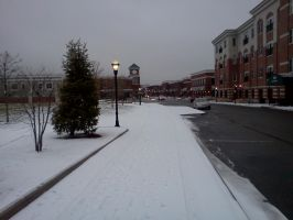 Cell Photo 01: A little Snow by LooseId