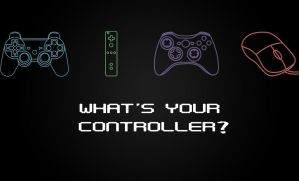 Controllers by Meggymoo71