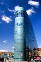 Glass and Steel by horai