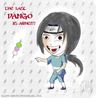 Itachi goes crazy... by Itachi-girl214