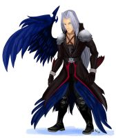 All Hearts - Sephiroth by LynxGriffin