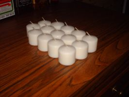 Candle Stock by Noxtu-Stock