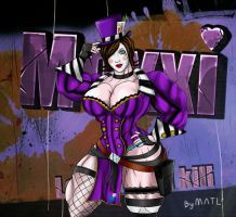 Mad Moxxi by MATL