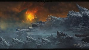 Diablo 3 Act 3 Wallpaper by Arixev