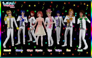 STARISH Sims by ng9
