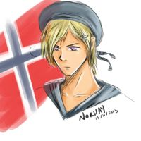 Norway Practice by JazzLassie6020
