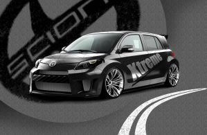 Scion-XD Xtreme by Morfiuss