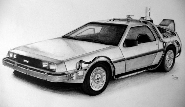 DMC DELOREAN-12 BTTF by DMC-DELOREAN-FAN