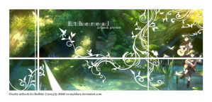 Ethereal artbook preview by myhilary