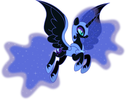PoFM: Nightmare Moon by Osipush