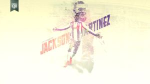 Jackson Martinez  - Wallpaper by paulofilipeesoares