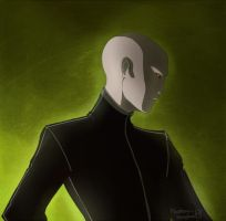Lord Voldemort - Green version by M-hourglass